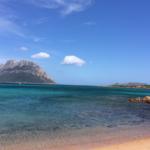 Spiaggia davanti a Il Cancelletto