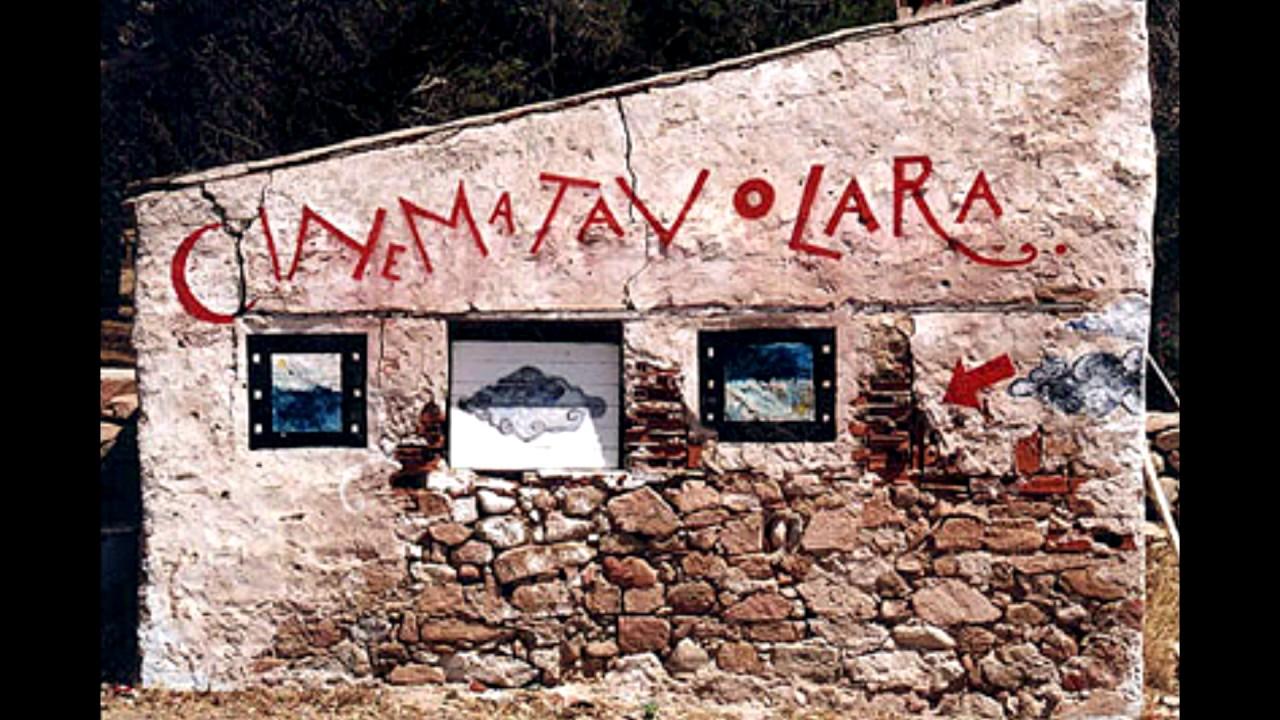 Casetta Cinema di Tavolara